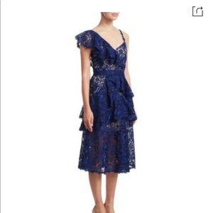 NWOT Alice + Olivia Florrie Lace Dress